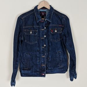 U.S. Polo Assn. Jeans Co. Denim Jacket Medium